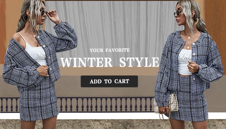 Tweed Outfit