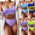 fashion ladies sexy split bikini  NSDA2604