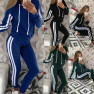 Autumn New Women S Sports And Leisure Sweater Suits NSYF2152