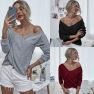 Knitwear Women's 2020 Fall/Winter New Long Sleeve Tops  NHDF66