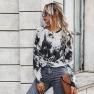 Autumn Women's New Hot Style Fashion Cross T-shirt Wholesale NSKA206