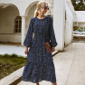 Women's Autumn And Winter 2020 Elegant Dress Women NSKA219