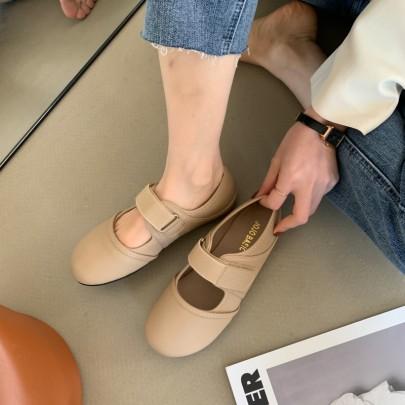 Fashion Flat Shoes NSHU33059