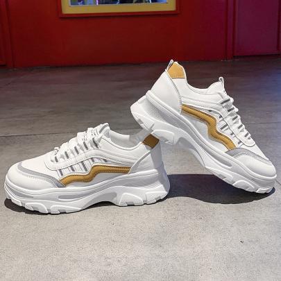 Lace-up Platform Shoes Nihaostyles Clothing Wholesale NSYUS84476