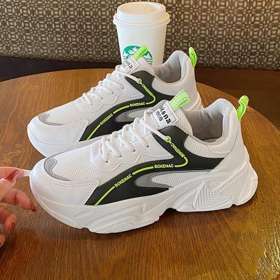 Mesh Flat Sneakers Nihaostyles Clothing Wholesale NSYUS85060