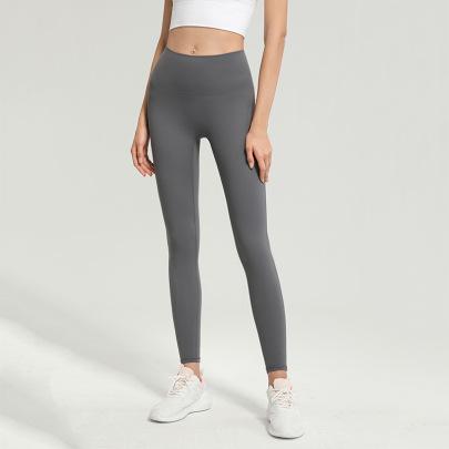Stretch Waist Tight-fitting Pants Nihaostyles Clothing Wholesale NSJLF85180