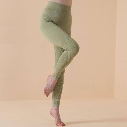 Seamless High-elastic High-waist Hips Pants Nihaostyles Clothing Wholesale NSXIN85457