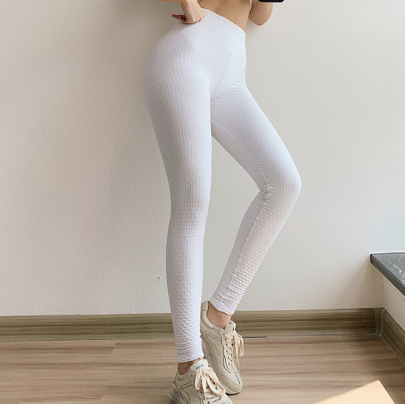 Sexy Fitness Quick-drying Hip-lifting High-elastic Receiving Waist Sports Pants Nihaostyles Wholesale Clothing NSMYY85194