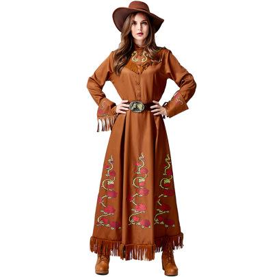 Halloween Cosplay Phantom Of Theft Hunter Suit Nihaostyles Wholesale Halloween Costumes NSPIS81808