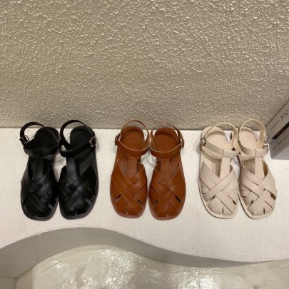 Summer New Fashion Buckle Sandals NSHU42102