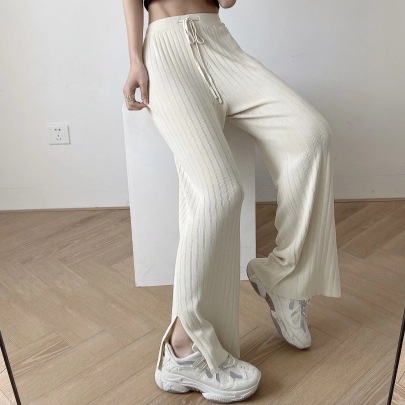 New Elastic Sports Pants NSHS43475
