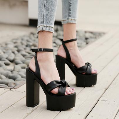 New Super High-heeled Sandals NSHU39084