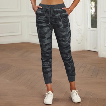 New Elastic Waist Pants NSSI46798