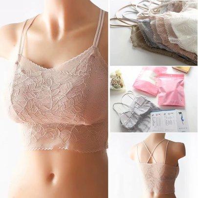 Sexy Lace Underwired Bra  NSAM39616