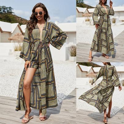 Summer New Sunscreen Skirt NSLM49256