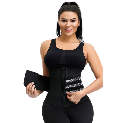 Hip-lifting And Shaping Abdomen New Sweating Sports Bodybuilding Adjustable Waistband NSMDS53543