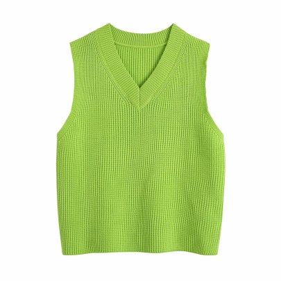 New Spring Knitted Vest  NSAM48595