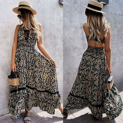 New Bohemian For Summer Dress  NSJC58454