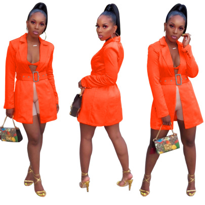 Fashion Casual Lapel Small Suit NSSJW58927