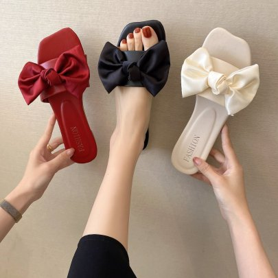 Summer New Style Fashion Seaside Beach Soft Bottom Slippers NSPE54647