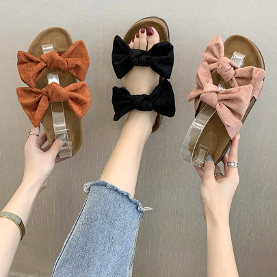 Outer Wear Summer Fashion New Flat-bottom Shoes NSPE54657