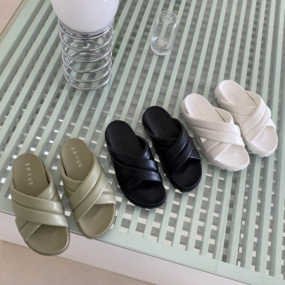 Fashion Summer New Open-toed Bottom Roman Sandals  NSHU54679