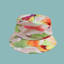 Fashion Graffiti Fisherman Hat NSTQ55467