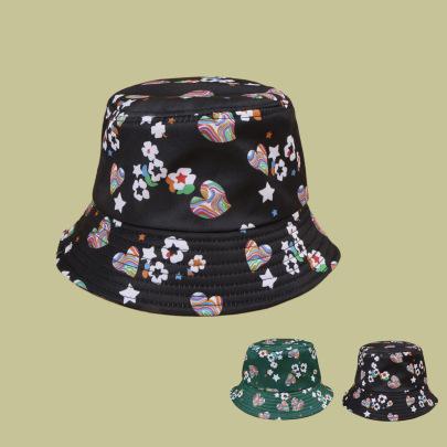 Love Flower Fisherman Hat NSTQ55470