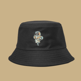 Trend Skull Snake Fisherman Hat NSTQ55473