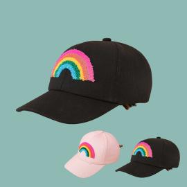 Fashion Rainbow Baseball Cap NSTQ55481