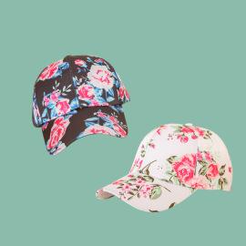 New Rose Flower Baseball Cap NSTQ55489