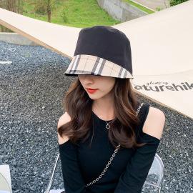 Sunscreen Big Eaves Dome Satin UV Protection Fisherman Hat NSCM55551