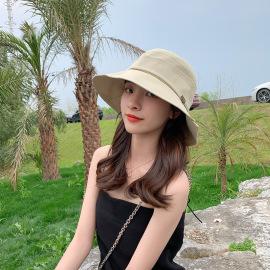 Summer Monochrome Fisherman Hat  NSCM55557
