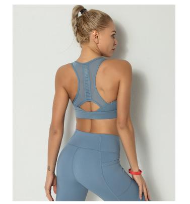 High-strength Shockproof Sports Vest  NSLUT60144