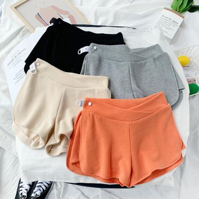 Thin Bottoming Maternity Shorts NSYAY62494