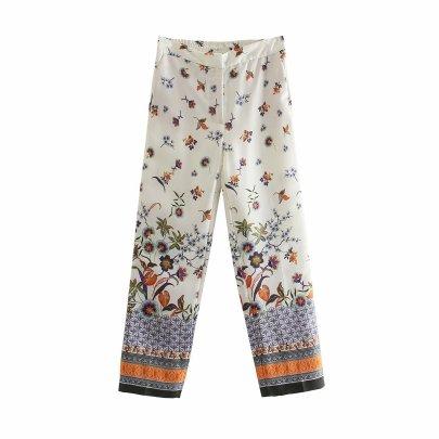 Wholesale Summer Printed Pants NSAM63116