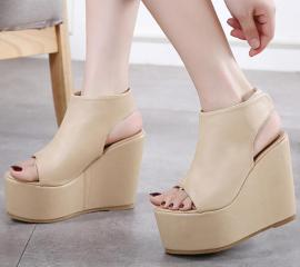 Summer New Thick-soled Wedge Sandals NSSO60235