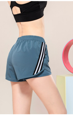 Stitching Outdoor Breathable Fitness Quick-drying Sports Casual Shorts NSLUT60524