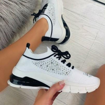 Flat Casual Mesh Sneakers  NSYUS63779