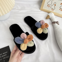 New Autumn And Winter Opening Cotton Slippers NSZSC63593