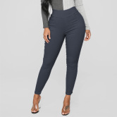 High Waist Pocket Tie Pants NSQY63667
