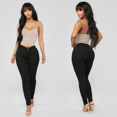 Thin High Stretch Jeans NSWL63930