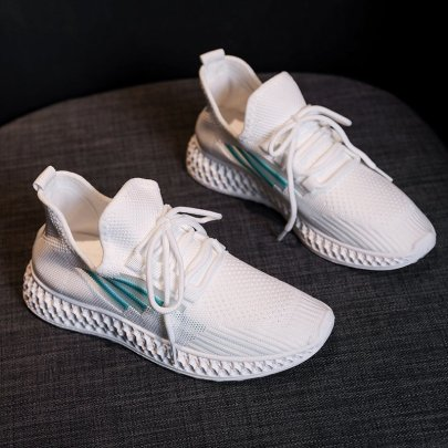 New Comfortable Lace-up Casual Shoes NSYUS64216