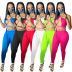 hanging neck strap tight sports leisure set NSNK64927