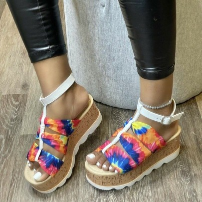 New Summer Thick-soled Sandals NSZSC60433