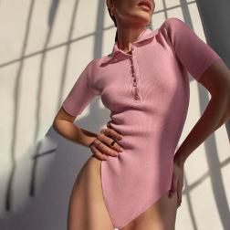 Summer New Fashion Sexy Slim Bodysuit NSYLF65071