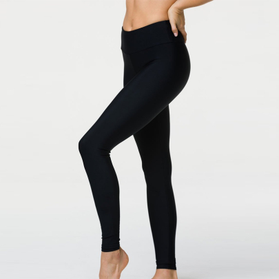 Printed Hip-fit Tight-fitting Nine-point Leggings NSXIA65329