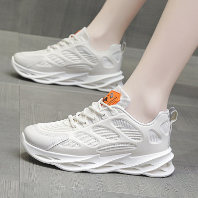 Thick-soled Blade Bottom  Breathable Casual Running Shoes  NSSC61163