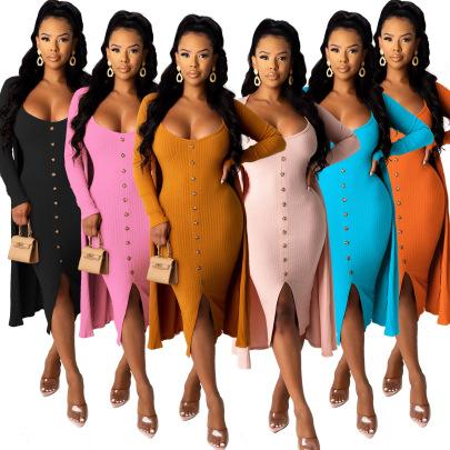 New Fashion Bodycon Short Dress NSOSM65278