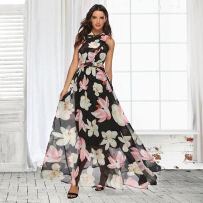 Wholesale Clothing Vendors Nihaostyles Chiffon Dresses NSYSM67106